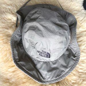 The North Face rain hat